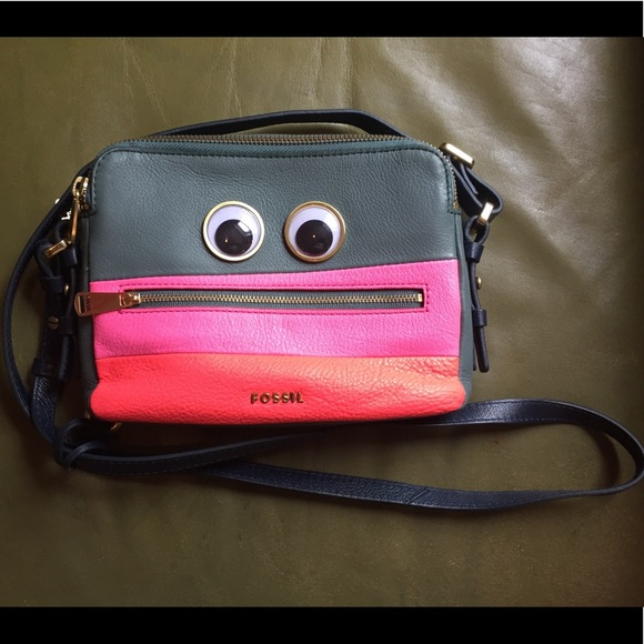 Fossil Handbags - Quirky Fossil Bag